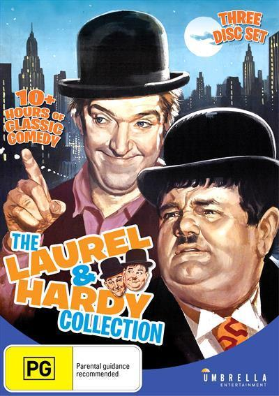 The Laurel and HardyCollection(DVD)