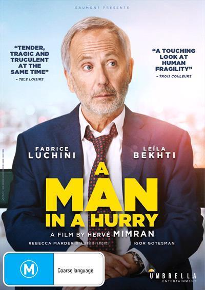 Man In A Hurry (DVD)