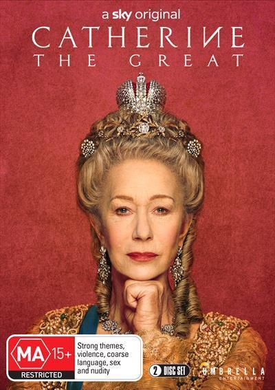 Catherine theGreat(DVD)