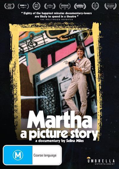 Martha: A Picture Story (DVD)