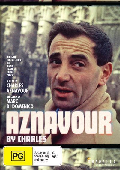 Aznavour ByCharles(DVD)