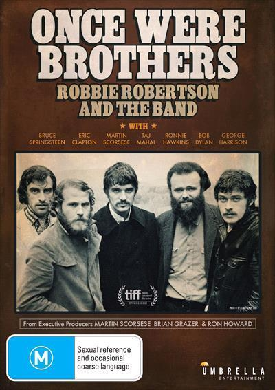 Once Were Brothers: Robbie Robertson and The Band (DVD)
