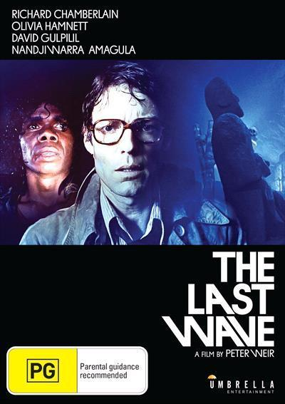 The Last Wave(Remastered)(DVD)