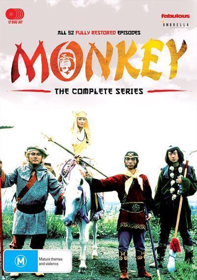 Monkey: The CompleteSeries(DVD)