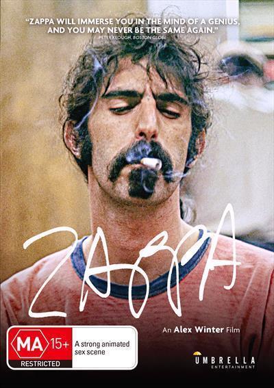 Zappa(DVD)