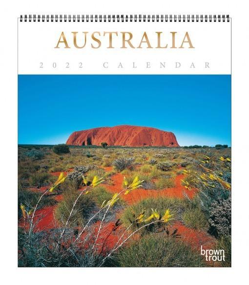 Australia Deluxe 2022 Calendar