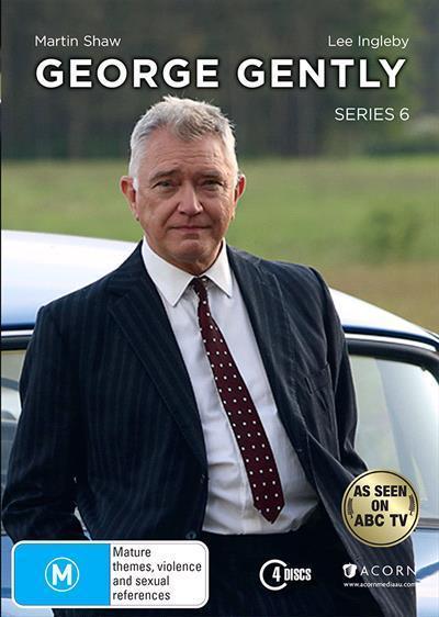 George Gently Series 6 Dvd