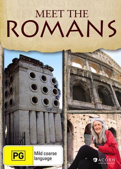 Meet The Romans Dvd