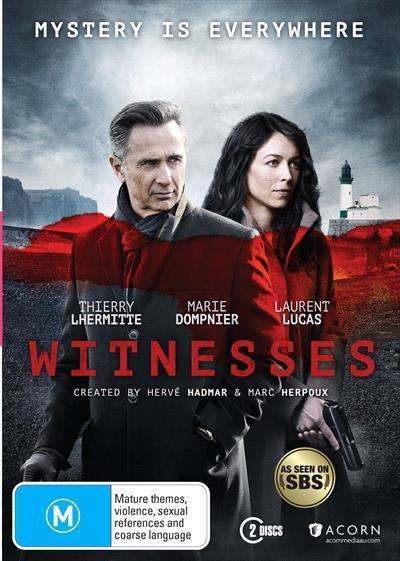 Witnesses: Series 1 (DVD)