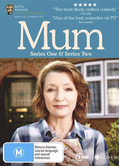 Mum: Series 1 &2(DVD)