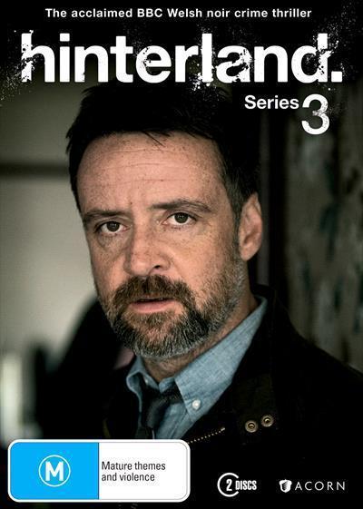 Hinterland: Series3(DVD)