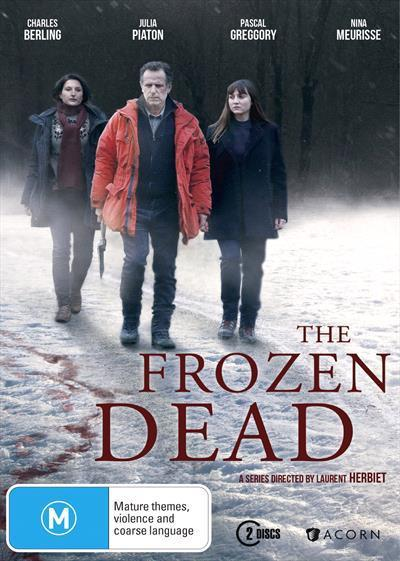 The Frozen Dead (DVD)