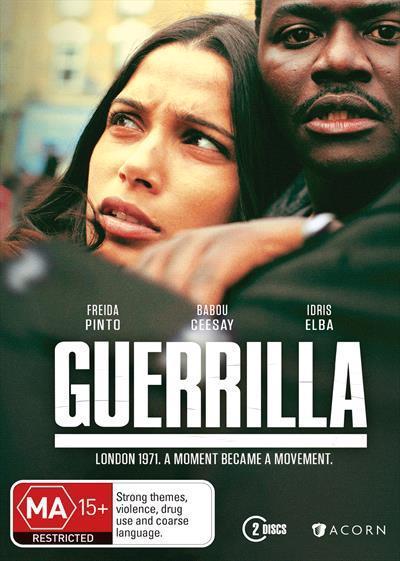 Guerrilla(DVD)