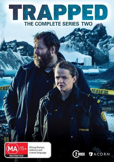 Trapped: The Complete Series 2 (DVD)