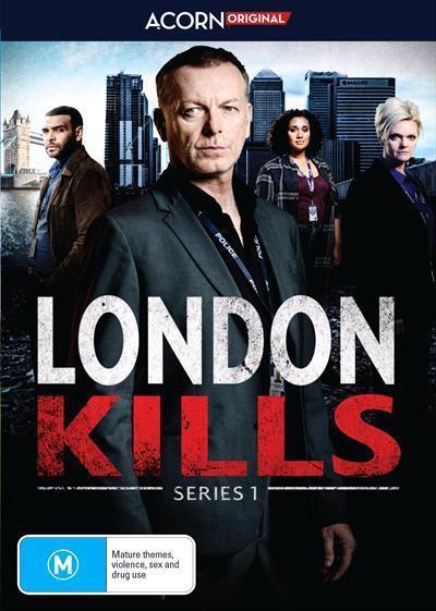 London Kills: Series1(DVD)
