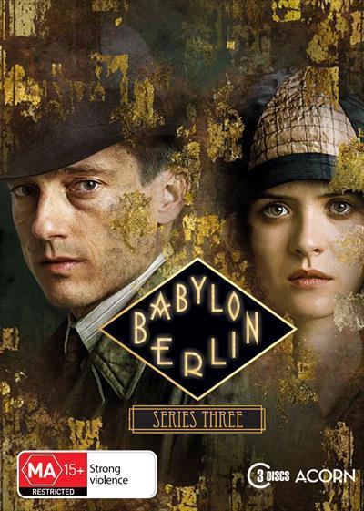 Babylon Berlin: Season3(DVD)