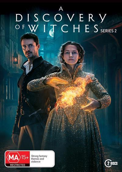 A Discovery of Witches: Series2(DVD)