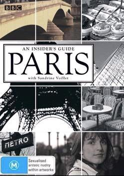 Paris With Sandrine Voillet An Insiders Guide Dvd