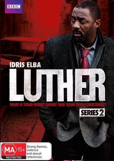 Luther Series2Dvd