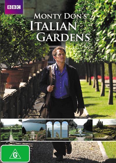 Monty Dons Italian GardensDvd