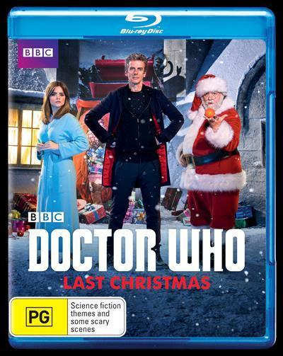 Doctor Who Last Christmas.Doctor Who Last Christmas By Peter Capaldi Jenna Coleman Nick Frost