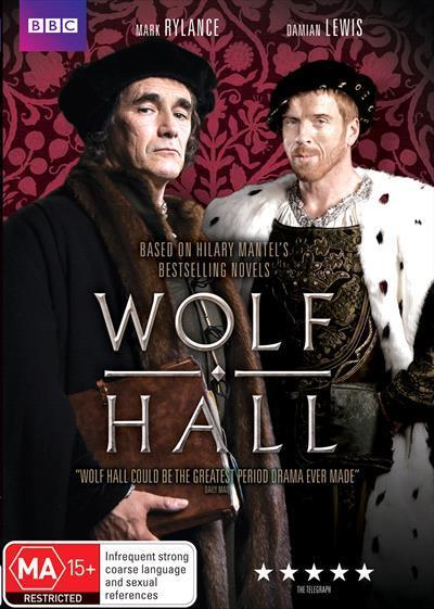 WolfHall(DVD)