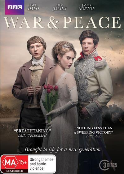 War And Peace: Season 1 (DVD)