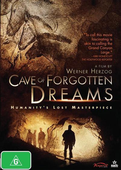 Cave Of Forgotten Dreams (DVD)