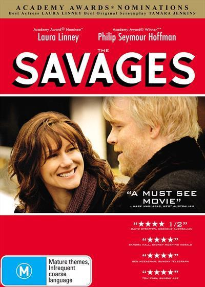 TheSavages(DVD)