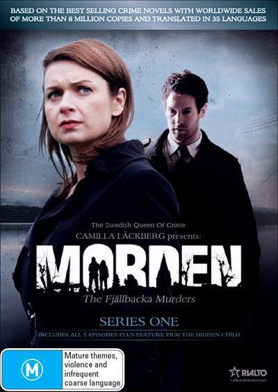 Morden: The Fjallbacka Murders - Series One (DVD)