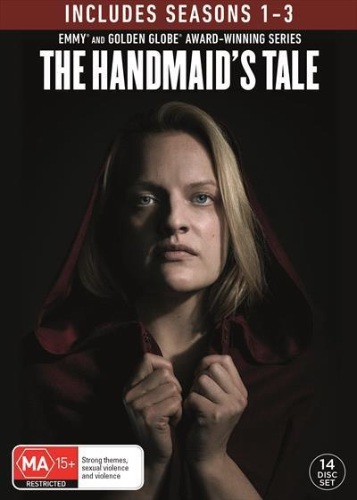 The Handmaids Tale Season 1-3 (DVD)