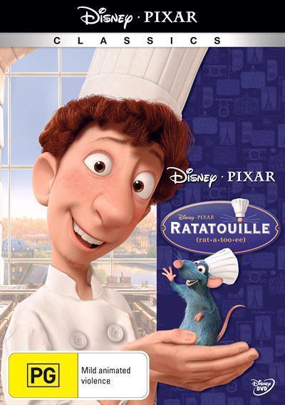 Ratatouille | Pixar Collection