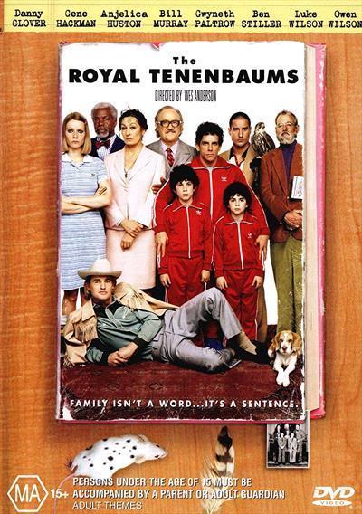 The RoyalTenenbaums(DVD)