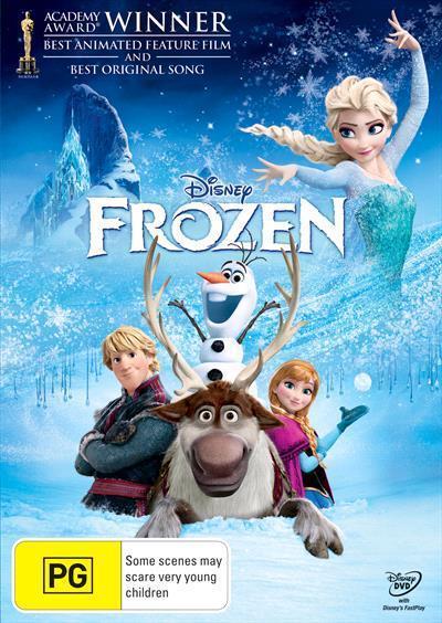 Frozen(DVD)
