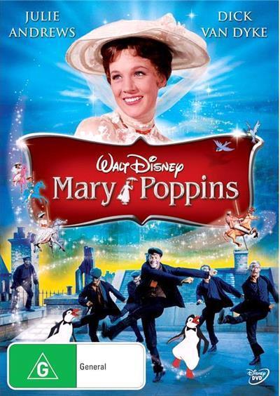 MaryPoppins(DVD)