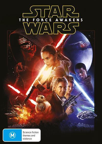 Star Wars: The Force Awakens (DVD)