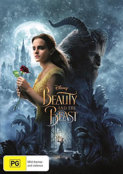 Beauty and the Beast (Live Action 2017) (DVD)
