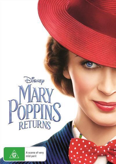 Mary PoppinsReturns(DVD)