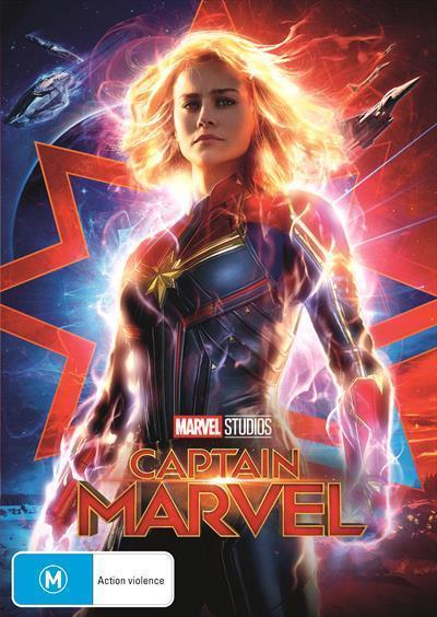CaptainMarvel(DVD)