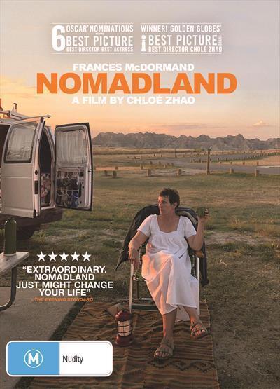 Nomadland(DVD)