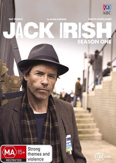 Jack Irish: Season1(DVD)