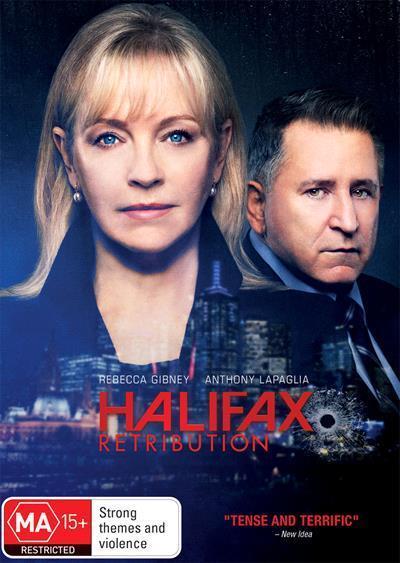 HalifaxRetribution(DVD)