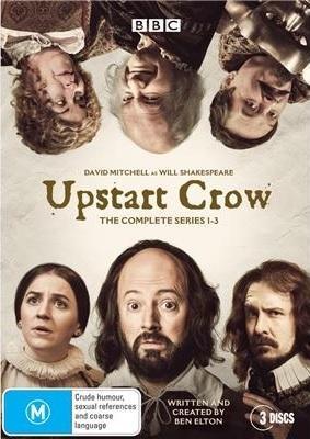 Upstart Crow: Series1-3(DVD)