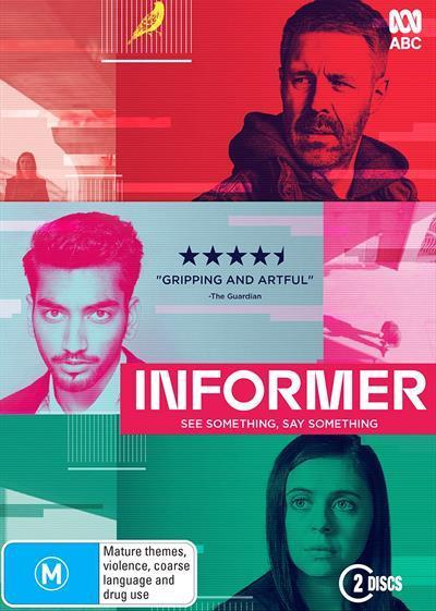 Informer: Season1(DVD)