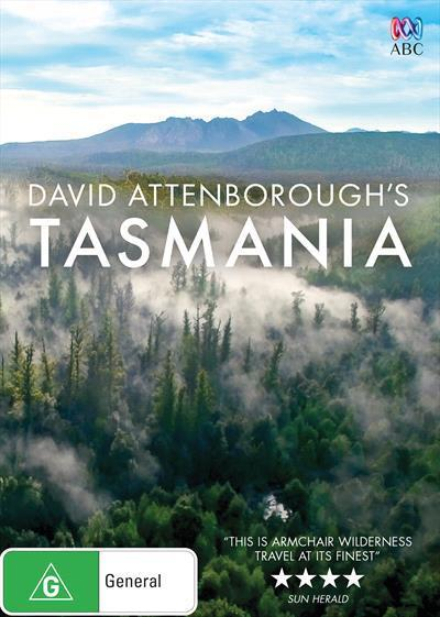 David Attenborough's Tasmania (DVD)