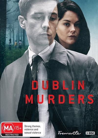 DublinMurders(DVD)