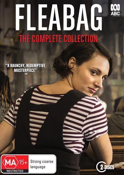 Fleabag: Season 1 &2(DVD)
