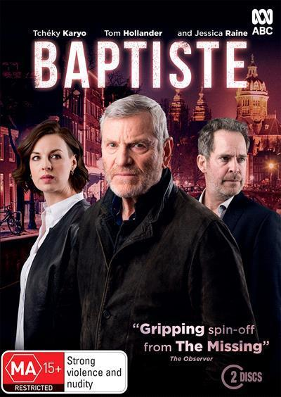 Baptiste: Season 1 (DVD)