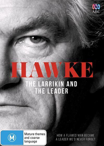 Hawke: The Larrikin and theLeader(DVD)