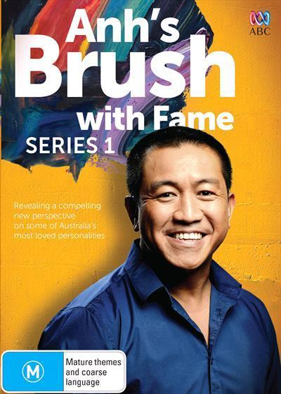 Anh's Brush With Fame: Series 1 (DVD)